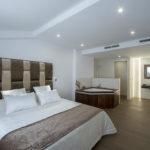Junior suite con hidromasaje