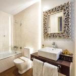 habitación junior suite baño